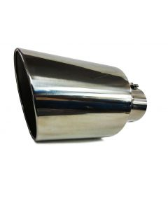 "Bolt on Diesel Truck Exhaust Tip 5"" Inlet 8"" Outlet 18"" Outlet"
