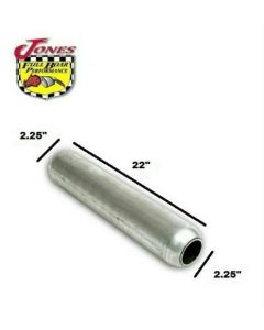 "2.25"" straight Universal Glasspack Muffler / Resonator exhaust"